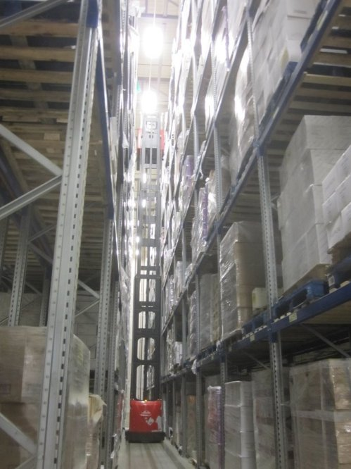 The Wine Society: Warehouse No4