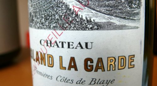 Chateau Roland La Garde 2005