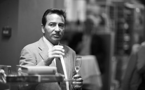 Codorniu winemaker Bruno Colomer Martí