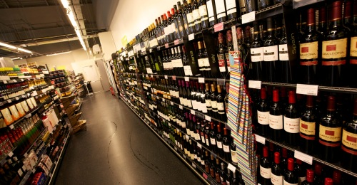 Marks & Spencer's wine selection