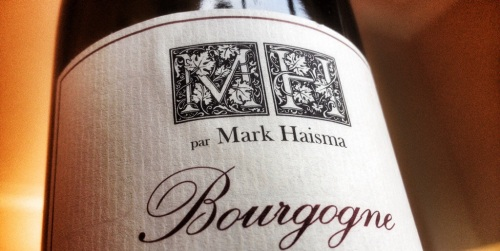 Mark Haisma Bourgogne Rouge