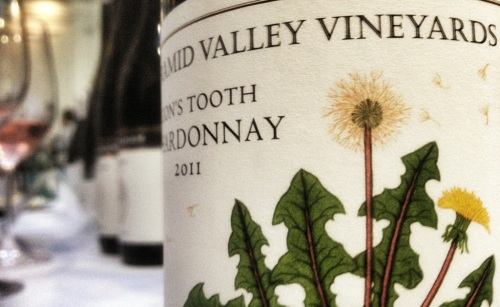 Pyramid Valley Lion's Tooth Chardonnay 2011