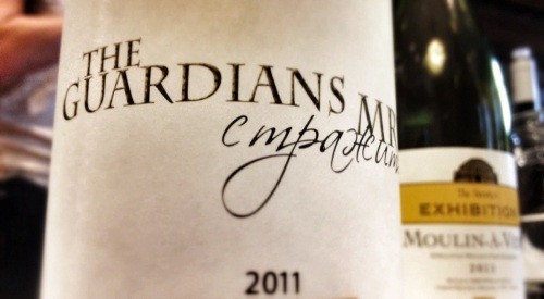 The Guardians MRV from The Wine Society