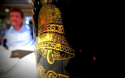 Chateau Angelus gold label